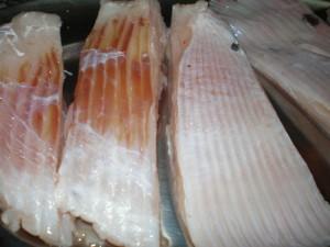 Receta de raya a la gallega for Cocinar raya a la gallega