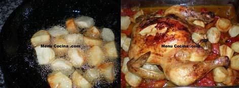 pollo al horno 1