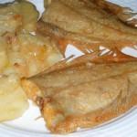 Rapantes con Patatas Panaderas