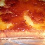 Tarta de Piña al Caramelo