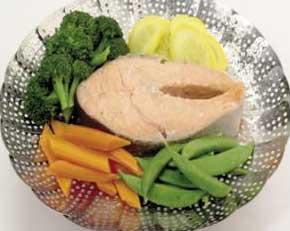 Receta de la cocina al vapor for Cocinar zanahorias al vapor