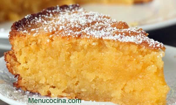Imagen de bizcocho de almendra for Bizcocho de yogur y almendra