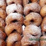 Rosquillas con almendra